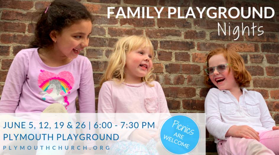 Family Playground Nights
